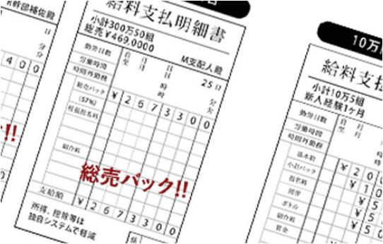 日給8,000円~10,000円を永久保証